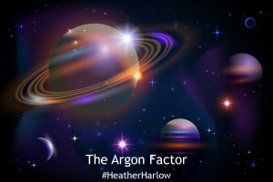 Heather Harlow The Argon Factor