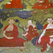 The Dali Lama's Armpit Hair